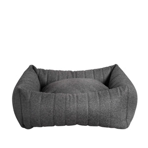 Lord Lou Dog Beds Columbus Pet Bed By Lord Lou - Dark Grey PetsOwnUs - Pets Own Us