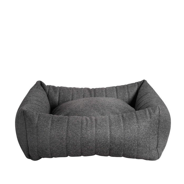 Columbus Pet Bed By Lord Lou - Dark Grey