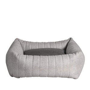 Lord Lou Dog Beds Columbus Pet Bed By Lord Lou - Light Grey PetsOwnUs - Pets Own Us