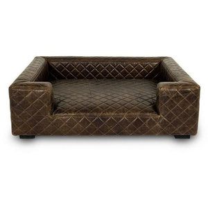 Lord Lou Dog Beds Large Lord Lou Edoardo Designer Dog Sofa for Large Dogs 882 PetsOwnUs - Pets Own Us