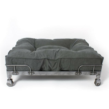 Lord Lou Dog Beds Small / Black Lord Lou Free-Wheeler Designer Dog Sofa (Set) 551-154 PetsOwnUs - Pets Own Us