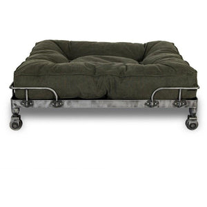 Lord Lou Dog Beds Small / Green Lord Lou Free-Wheeler Designer Dog Sofa (Set) 551-157 PetsOwnUs - Pets Own Us