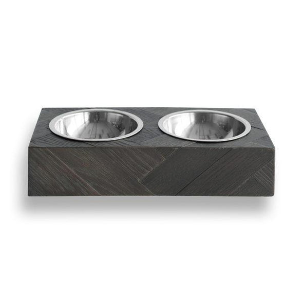 Lord Lou Small Modena Luxury Dog Bowl by Lord Lou 404 PetsOwnUs - Pets Own Us