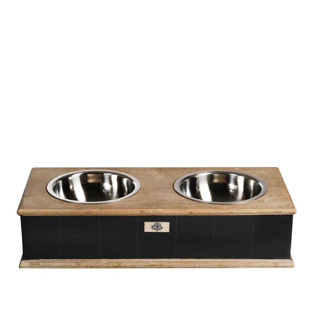 Lord Lou Verona Pet Feeder By Lord Lou - Black PetsOwnUs - Pets Own Us