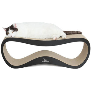 MyKotty Cat Furniture Black Lui Cat Scratcher by myKotty PetsOwnUs - Pets Own Us