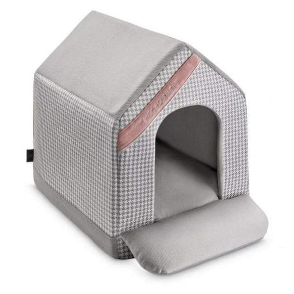 Oh Charlie One Size / Grey Finessa Doghouse by Oh Charlie - Grey PetsOwnUs - Pets Own Us
