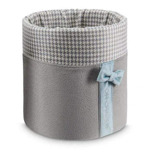 Oh Charlie Toy Box One Size / Grey & Blue Finessa Toy Box by Oh Charlie - Grey & Blue PetsOwnUs - Pets Own Us