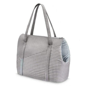 Oh Charlie O/S / Blue & Grey Finessa Travel Bag by Oh Charlie - Blue & Grey PetsOwnUs - Pets Own Us