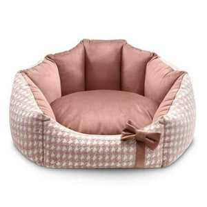 Oh Charlie Dog Beds Luxury Glamour Pet Bed by Oh Charlie - Pink PetsOwnUs - Pets Own Us