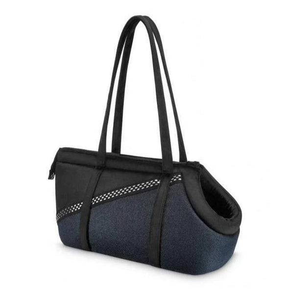 Oh Charlie O/S / Navy Blue Moonlight Travel Bag LUXURY by Oh Charlie - Black PetsOwnUs - Pets Own Us
