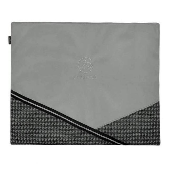 Prestige Travel Mat LUXURY by Oh Charlie - Silver