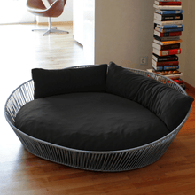 Pet Interiors Dog Bed Large / Graphite Orthopedic Dog Bed, The Siro Twist By Pet Interiors PetsOwnUs - Pets Own Us
