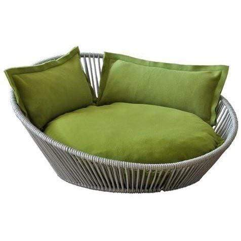 The Siro Twist By Pet Interiors - Large Orthopaedic Dog Bed