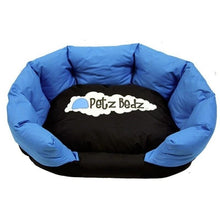 Petz Podz Dog Beds Small / Blue PedzBedz Dog Day Bed - by PetzPodz PP-00012 PetsOwnUs - Pets Own Us