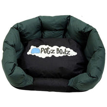 Petz Podz Dog Beds Small / Green PedzBedz Dog Day Bed - by PetzPodz PP-00012 PetsOwnUs - Pets Own Us