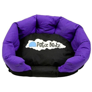 Petz Podz Dog Beds Small / Purple PedzBedz Dog Day Bed - by PetzPodz PP-00012 PetsOwnUs - Pets Own Us