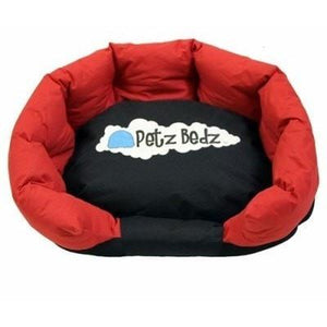 Petz Podz Dog Beds Small / Red PedzBedz Dog Day Bed - by PetzPodz PP-00012 PetsOwnUs - Pets Own Us
