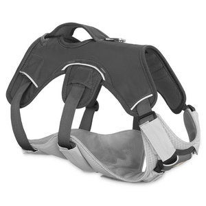 Ruffwear Pet Collars & Harnesses Graphite Grey / XS Core Cooler™ Harness & Pack Attachment by Ruffwear - Cooling Chest Panel 3085-033S1 PetsOwnUs - Pets Own Us