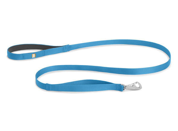 Ruffwear Pet Collars & Harnesses Blue Dusk Front Range™ Leash by Ruffwear - Strong & Light Human Canine Connection PetsOwnUs - Pets Own Us