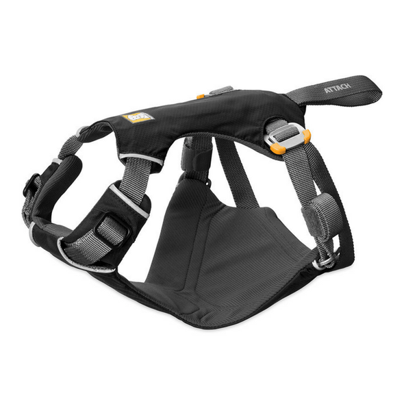 Ruffwear Pet Collars & Harnesses XS Load Up™ Safety Harness by Ruffwear - Vehicle Restraint Harness 3060-001S2 PetsOwnUs - Pets Own Us