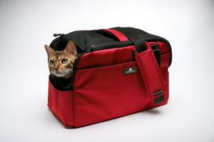 Sleepypod Pet Carrier & Crates Default Title Atom In Cabin Pet Carrier for Dogs and Cats by Sleepypod - Strawberry Red PetsOwnUs - Pets Own Us