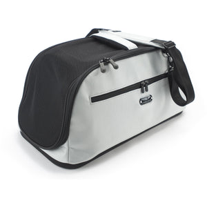 Sleepypod Pet Carrier & Crates Default Title Sleepypod Air In-Cabin Pet Carrier- Glacier Silver AI-SIL-1 PetsOwnUs - Pets Own Us