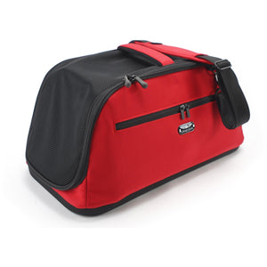 Sleepypod Pet Carrier & Crates Default Title Sleepypod Air In-Cabin Pet Carrier- Strawberry Red AI-RED-1 PetsOwnUs - Pets Own Us