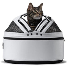 Sleepypod Cat Carrier Sleepypod Mobile Cat Carrier & Bed - Arctic White Only Sleepypod Mobile Cat Carrier & Bed, Arctic white PetsOwnUs - Pets Own Us