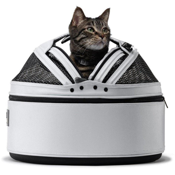 Sleepypod Mobile Cat Carrier & Bed, Arctic white
