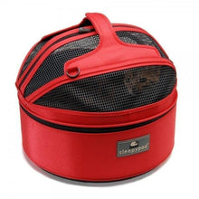 Sleepypod Cat Carrier Default Title Sleepypod Mobile Cat Carrier & Bed, Strawberry Red PetsOwnUs - Pets Own Us