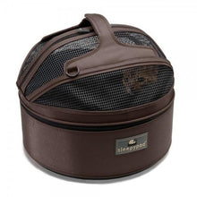 Sleepypod Pet Carrier & Crates Default Title Sleepypod Mobile Pet Bed & Carrier, Dark Chocolate PetsOwnUs - Pets Own Us