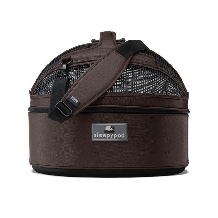 Sleepypod Mobile Pet Bed & Carrier, Dark Chocolate