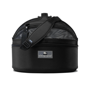 Sleepypod Pet Carrier & Crates Default Title Sleepypod Mobile Pet Bed & Carrier, Jet Black PetsOwnUs - Pets Own Us