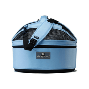 Sleepypod Pet Carrier & Crates Default Title Sleepypod Mobile Pet Bed & Carrier, Sky Blue PetsOwnUs - Pets Own Us