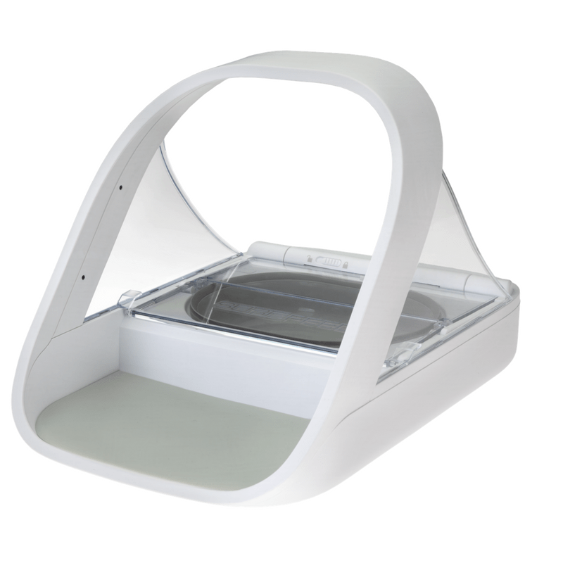 SureFlap Smart Pet Feeder SureFeed Microchip Pet Feeder Only SureFeed Microchip Pet Feeder PetsOwnUs - Pets Own Us