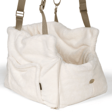 Suzy's Pet Carrier & Crates Small Teddy Bear Luxury Travel Pet Carrier in Ivory by Suzy's 069-0138-BE-S PetsOwnUs - Pets Own Us
