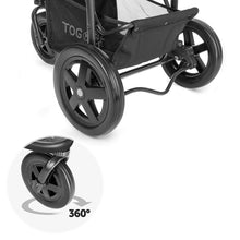 TogFit Pet Pushchairs and Strollers Pet Roadster by TogFit, Black (Available again Spring 2020) P63608 PetsOwnUs - Pets Own Us