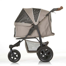 TogFit Pet Pushchairs and Strollers Default Title Pet Roadster by TogFit, Taupe Grey P63607 PetsOwnUs - Pets Own Us