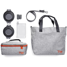 Travel Wags Pet Carriers and Accessories Default Title The Weekend Tote Dog Walking Bag Set by Travel Wags PetsOwnUs - Pets Own Us