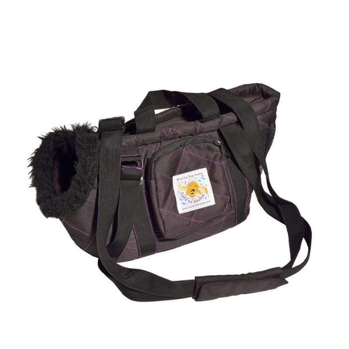 Shoulder Pet Carrier from Safe to Shake