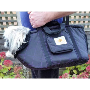 Wheels4Dogs Shoulder Pet Carrier from Safe to Shake PetsOwnUs - Pets Own Us
