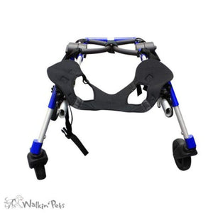 Wheels4Dogs Walkin' Wheels Front Neoprene Harness PetsOwnUs - Pets Own Us