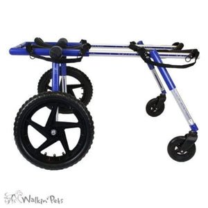 Wheels4Dogs Walkin' Wheels Full Support/4-Wheel LARGE PetsOwnUs - Pets Own Us