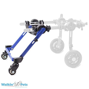 Wheels4Dogs Walkin' Wheels Full Support/4-Wheel MINI PetsOwnUs - Pets Own Us