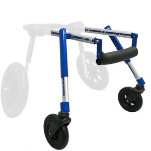 Wheels4Dogs Dog Wheelchair Walkin' Wheels MEDIUM Front Wheel Attachment PetsOwnUs - Pets Own Us