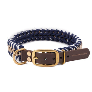 William Walker Dog Collar & Lead Paracord Dog Collar by William Walker - Hanseatic PetsOwnUs - Pets Own Us