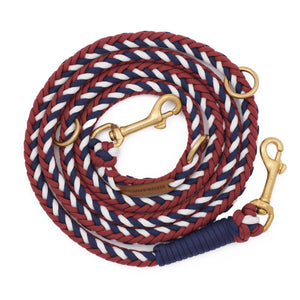 William Walker Dog Collar & Lead Paracord Dog Leash by William Walker - Royal PetsOwnUs - Pets Own Us