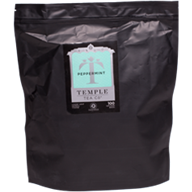 Temple Tea Peppermint Pyramid Teabags - 100pk