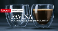 Bodum -  PAVINA Double Wall Thermo-Glasses