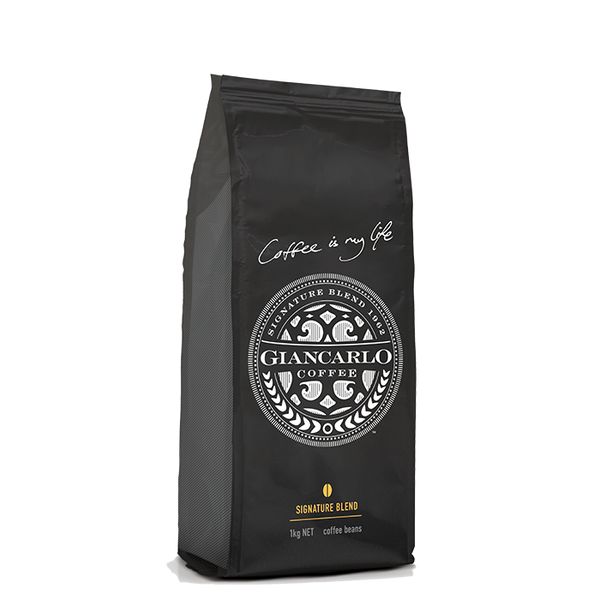 Giancarlo Signature Blend Coffee Beans 1kg